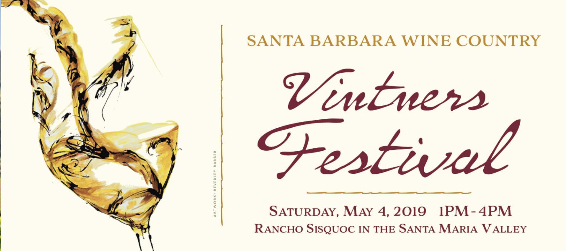 2019 Santa Barbara County Vintners Festival