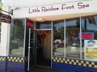Downtown Santa Barbara Little Rainbow Foot Spa-2