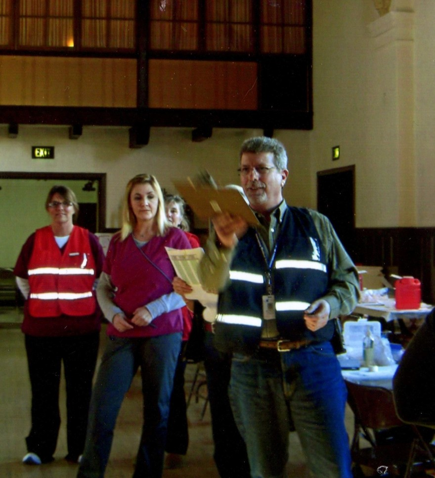 Health & Medical Disaster Response Training