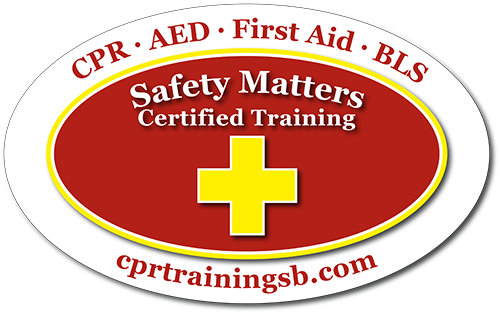 Basic Life Support CPR Classes Certification Santa Barbara