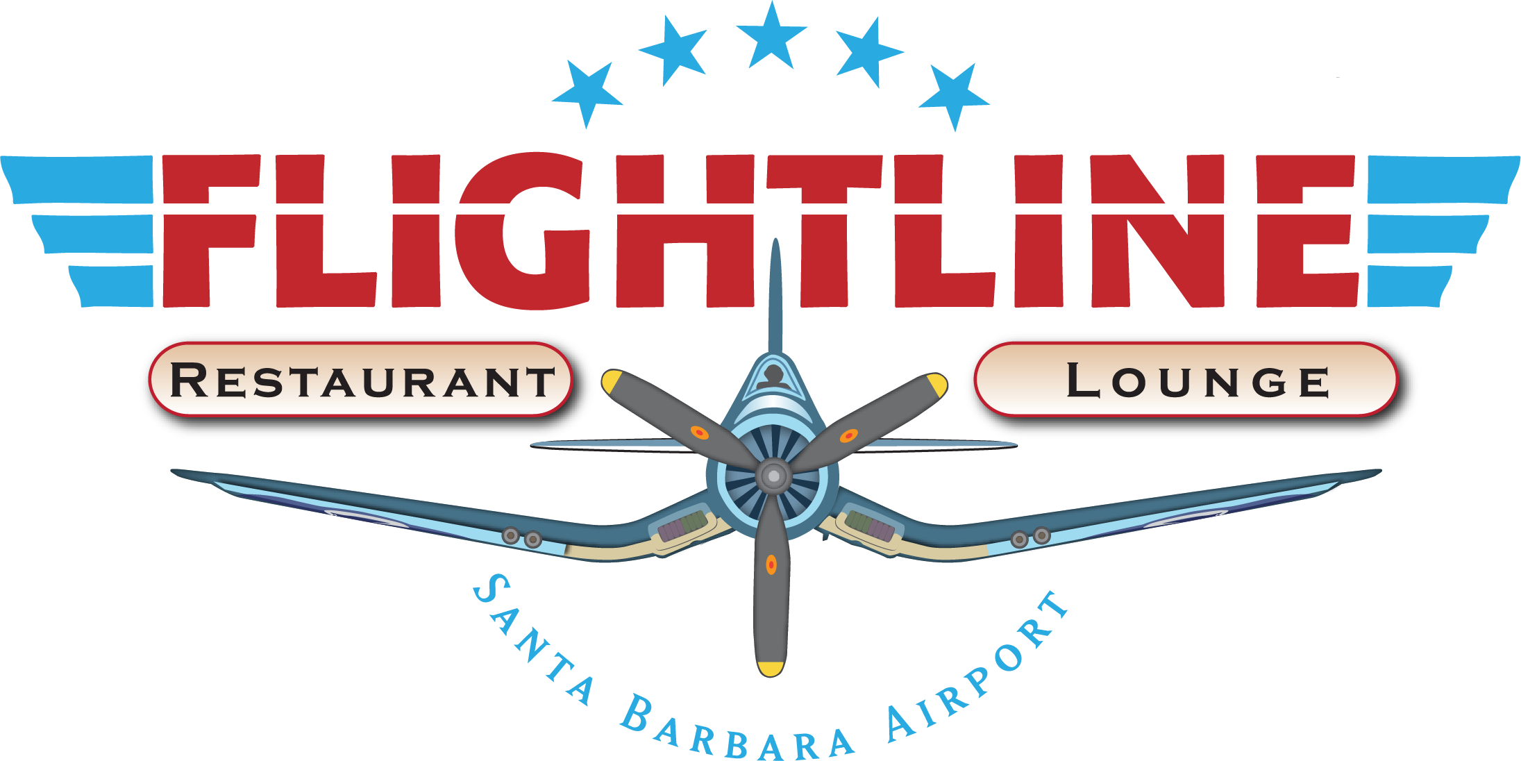 Flightline Restaurant Santa Barbara Airport