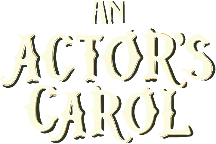 An Actor's Carol Christmas Play By Charles Evered