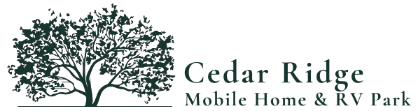 Cedar Ridge Mobile Home & RV Park