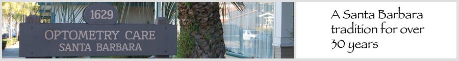 Optometry Care Santa Barbara