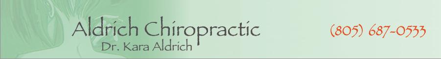 Santa Barbara Chiropractor | Dr. Kara Aldrich