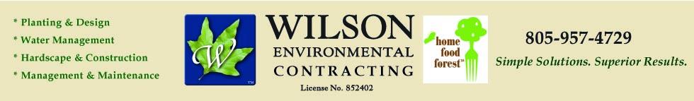 Wilson Environmental Contracting