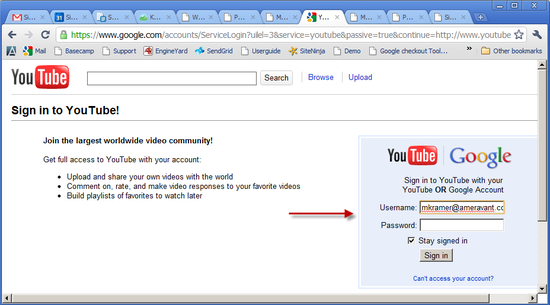 How to Add a YouTube Playlist On Your Video - SiteNinja CMS