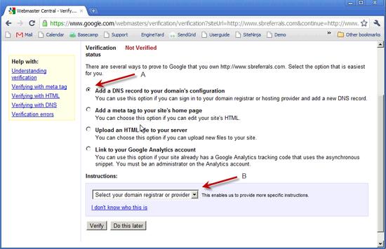 Google Merchant Verification - 4a