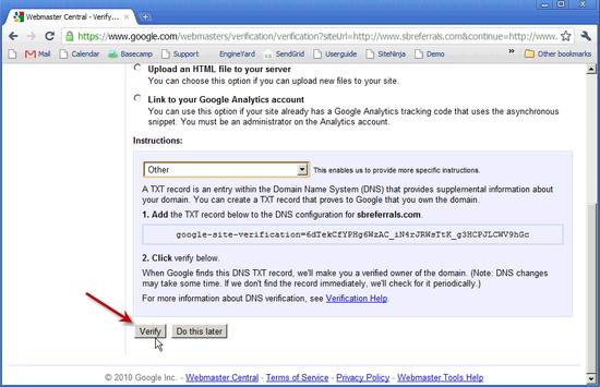 Google Merchant Verification - 4c