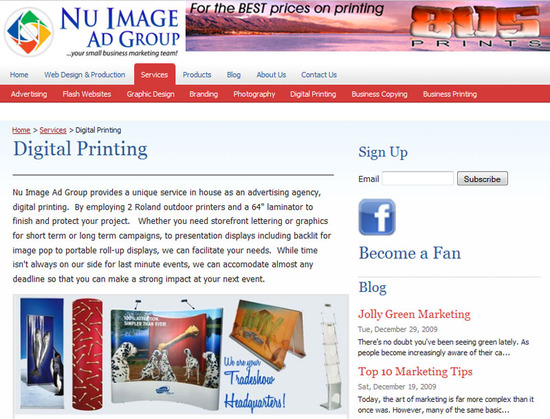 Nu Image Ad Group