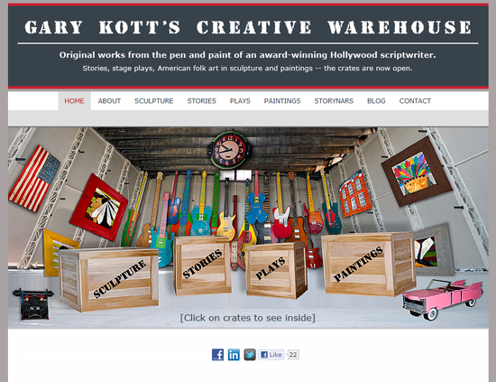 Gary Kott's Creative Warehouse
