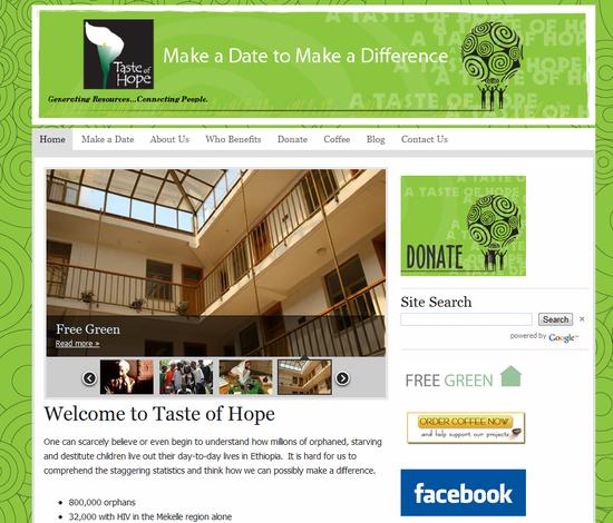Taste of Hope Worldwide