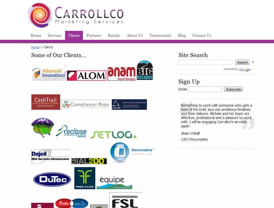 Carrollco Marketing