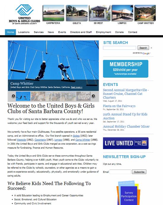 United Boys and Girls Club