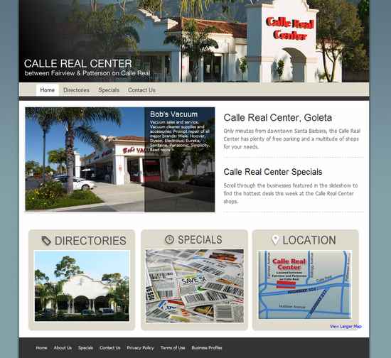 Calle Real Center