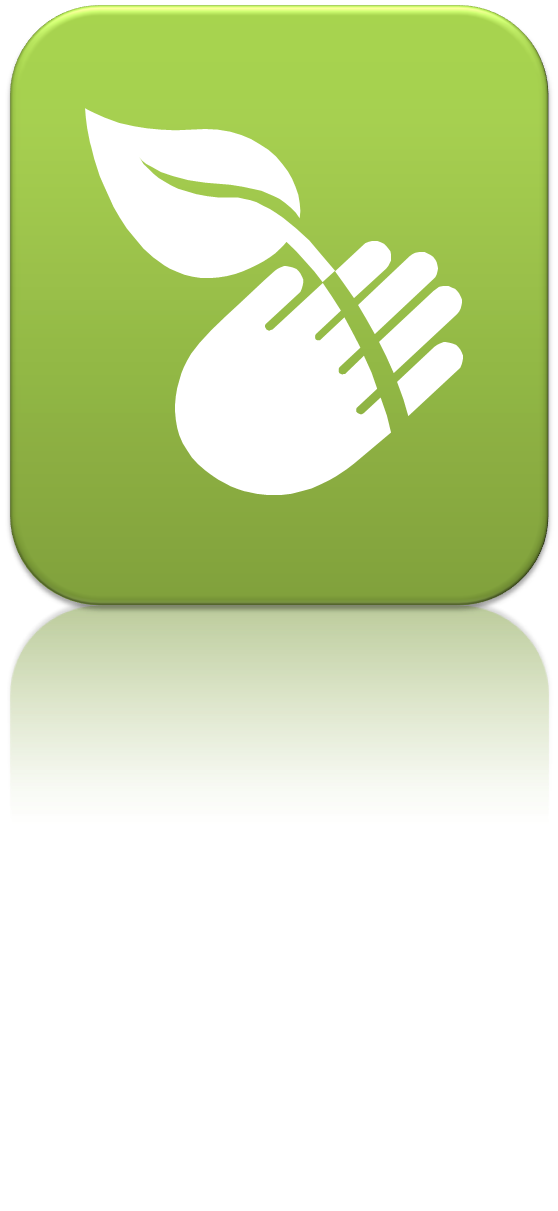 CP Green Sense-able ideas Logo