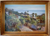 Jasmine Cottage Painting