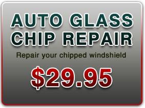 Auto Glass Chip Repair