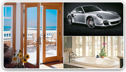 ABS Glass Doors