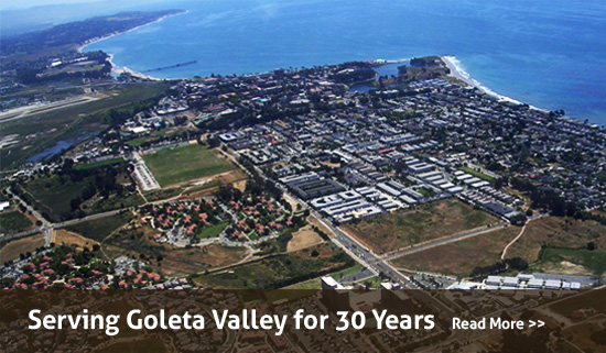 Serving Goleta Valley for 30 Years