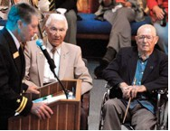 WW II Honorees