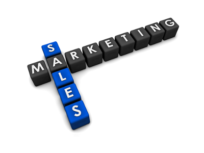 Marketing and Sales Generate more sales
