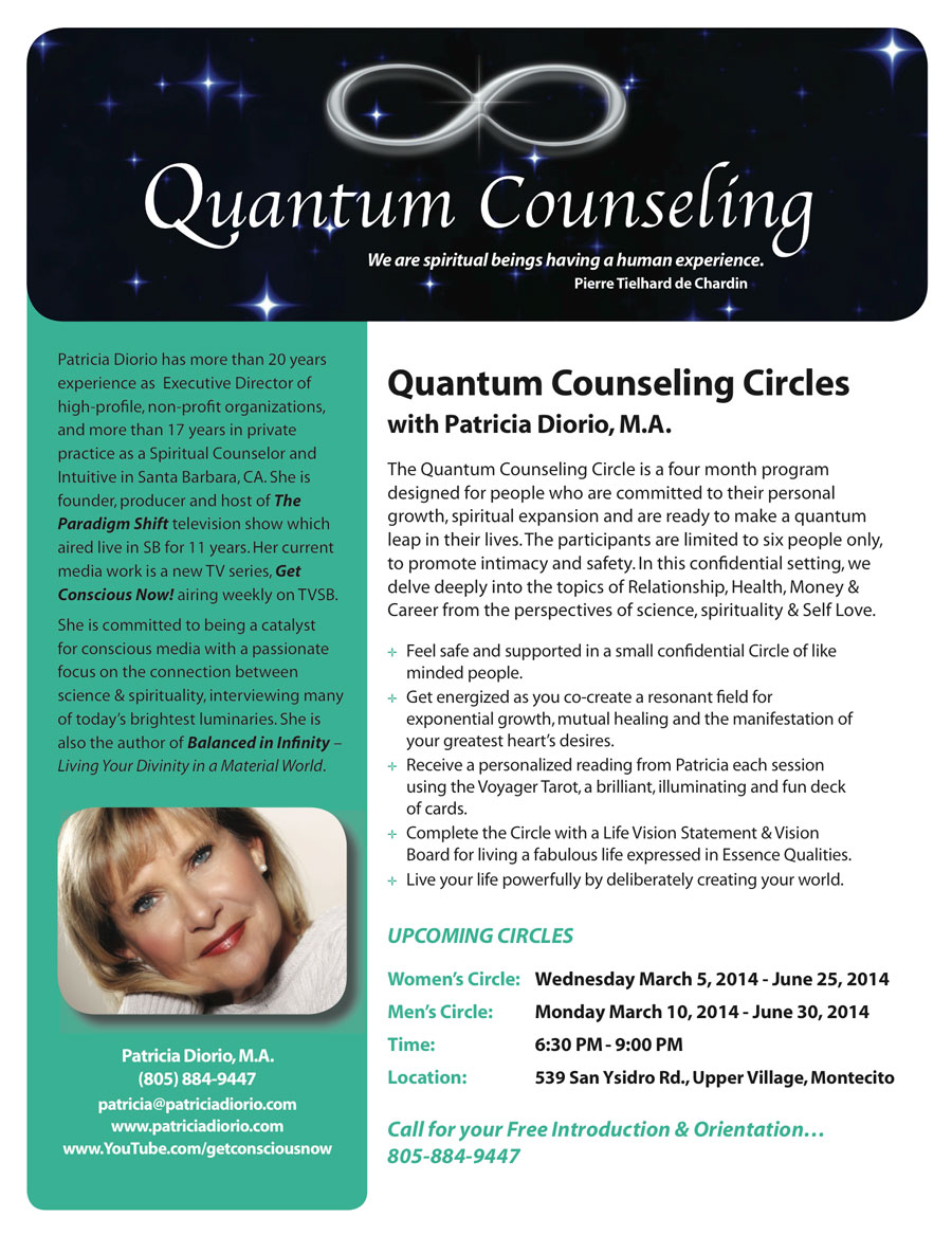 Quantum Counceling Flyer