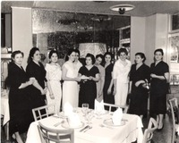 Cofino Cuban Bridal Shower 1958
