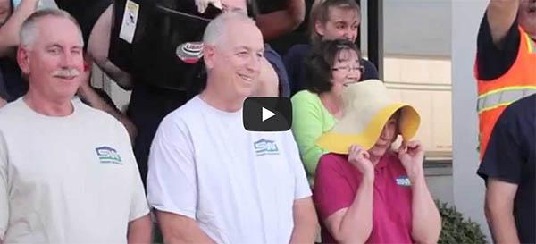 SW ALS Ice Bucket Challenge