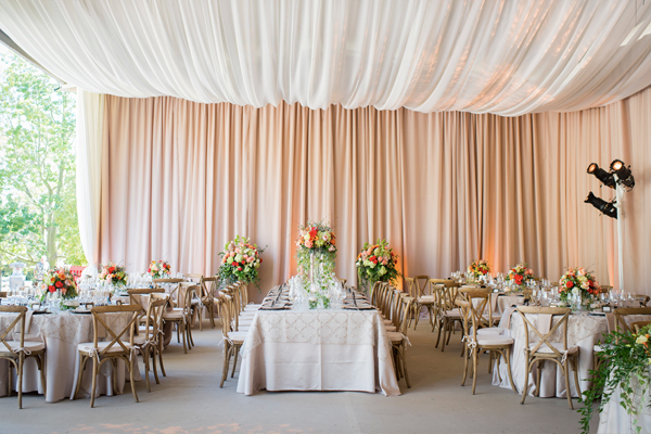 Santa Barbara Drapes and Fabrics for Events