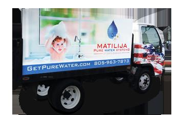 Matilija Pure Water Truck