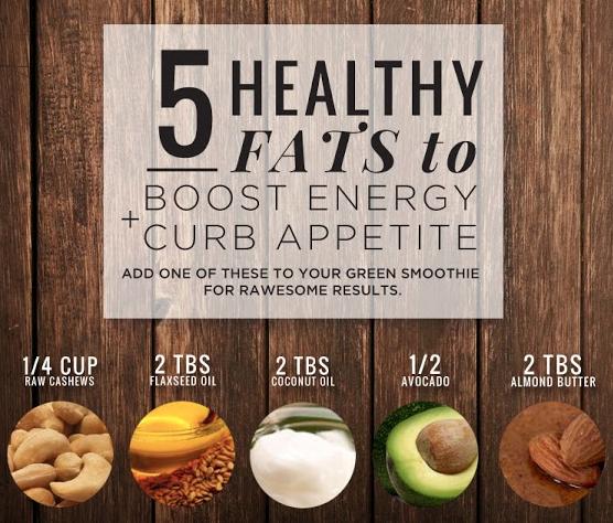 5 Good Fats