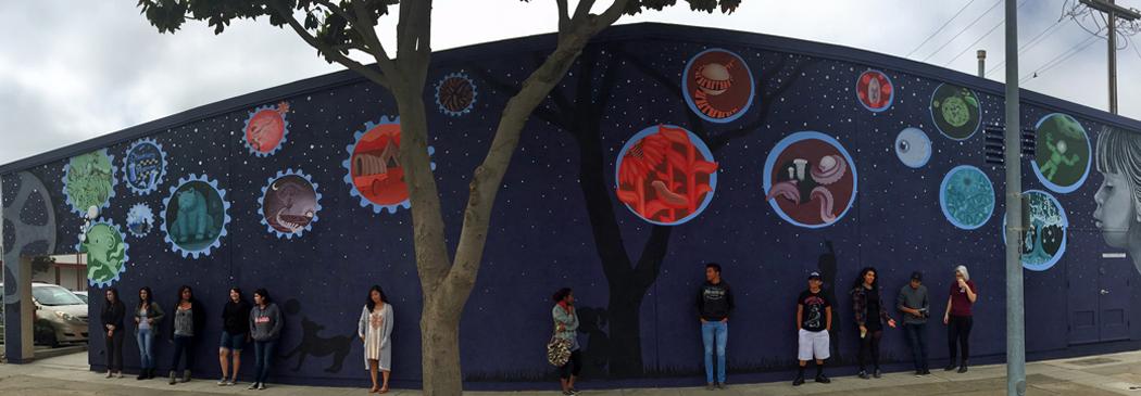 2015 SM Mural