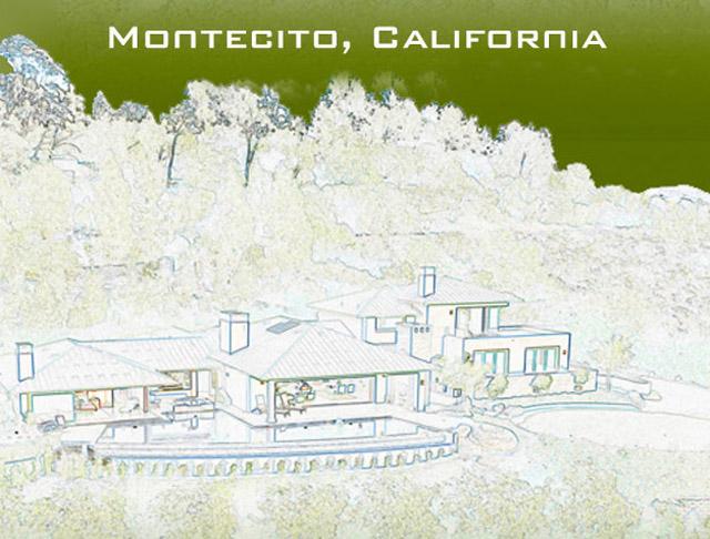 Montecito Estate Home Rental