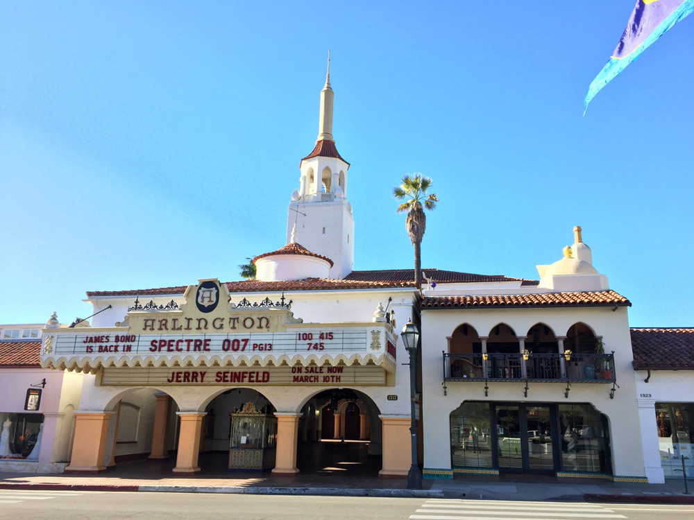 Film and Cinema in Santa Barbara