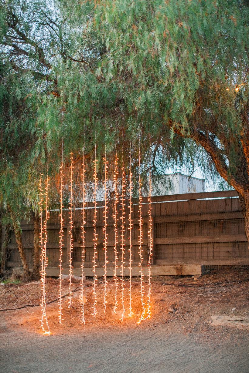 ISES-mini dripping lights