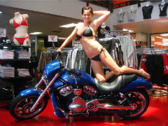 Harley Davidson Contest
