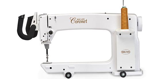 Baby Lock Coronet 16 Long Arm Machine And Frame