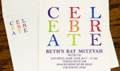 Bar and Bat Mitzvahs