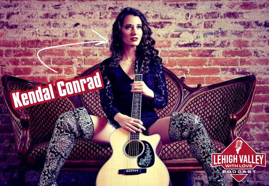 Kendal Conrad promotes her new single