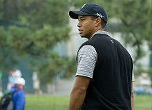 Tiger Woods, BP and Apple