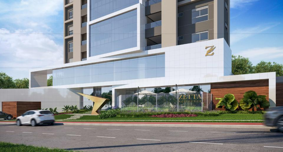 Fachada | Zetta Residence