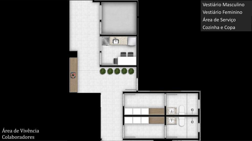 Planta | Zetta Residence