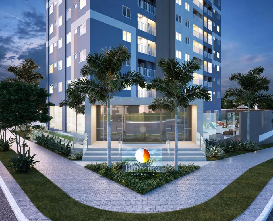 Fachada | Illumine Residence