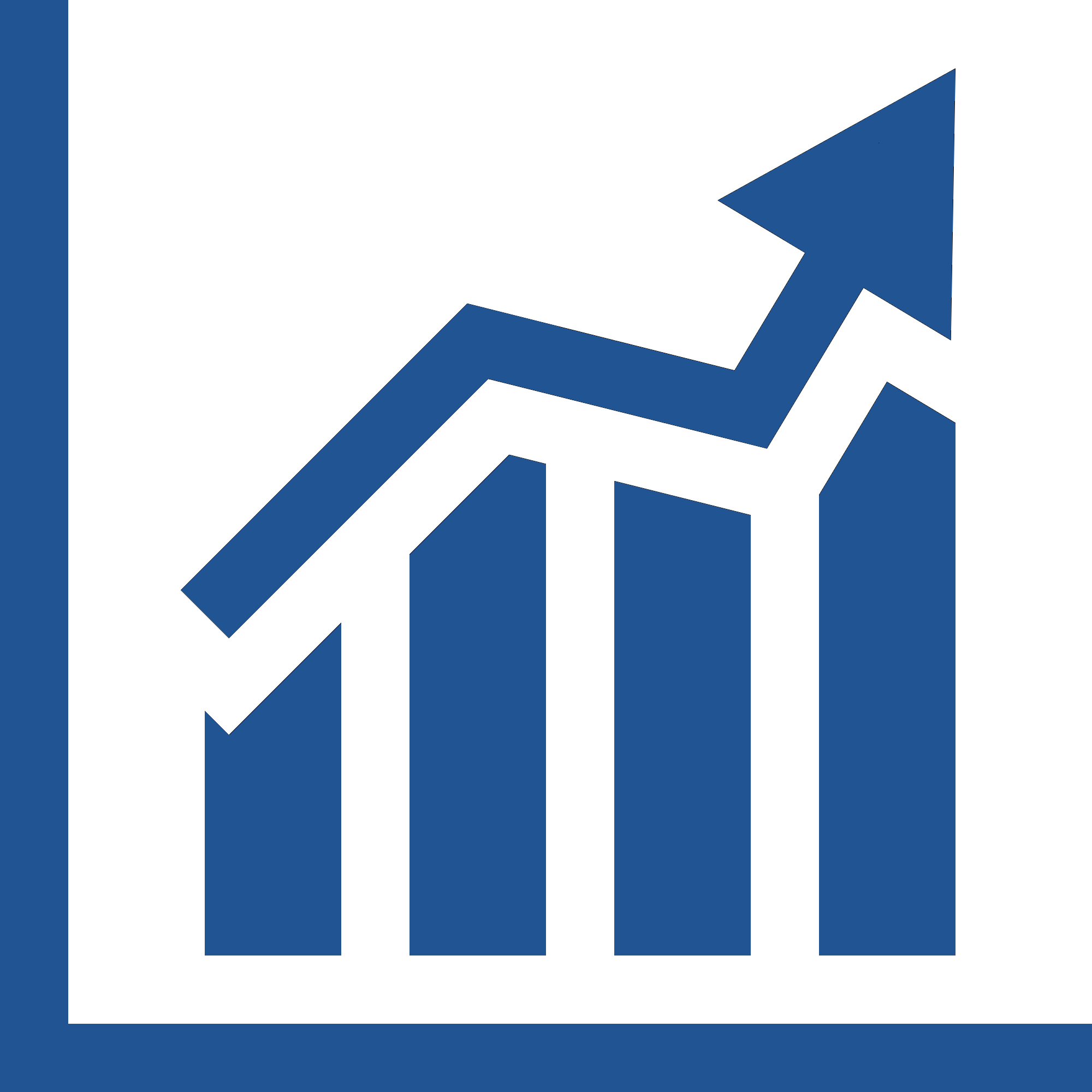 Bar Chart Icon Link to Techstat