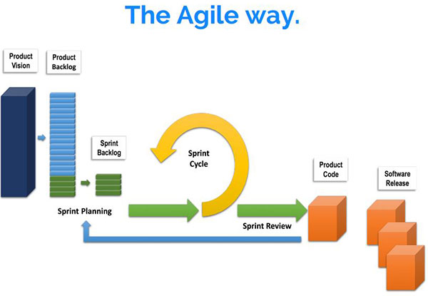 How to Run an Agile Project in Government