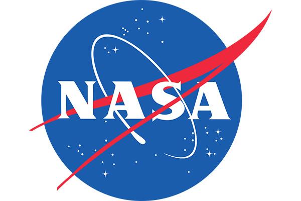 National Aeronautics and Space Administration (NASA) logo.