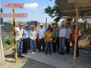 Visita Presa tavera Rep Dominicana 2 (23 Abril 2015)