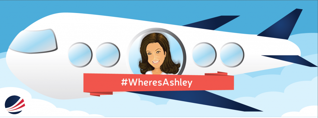 Where's Ashley