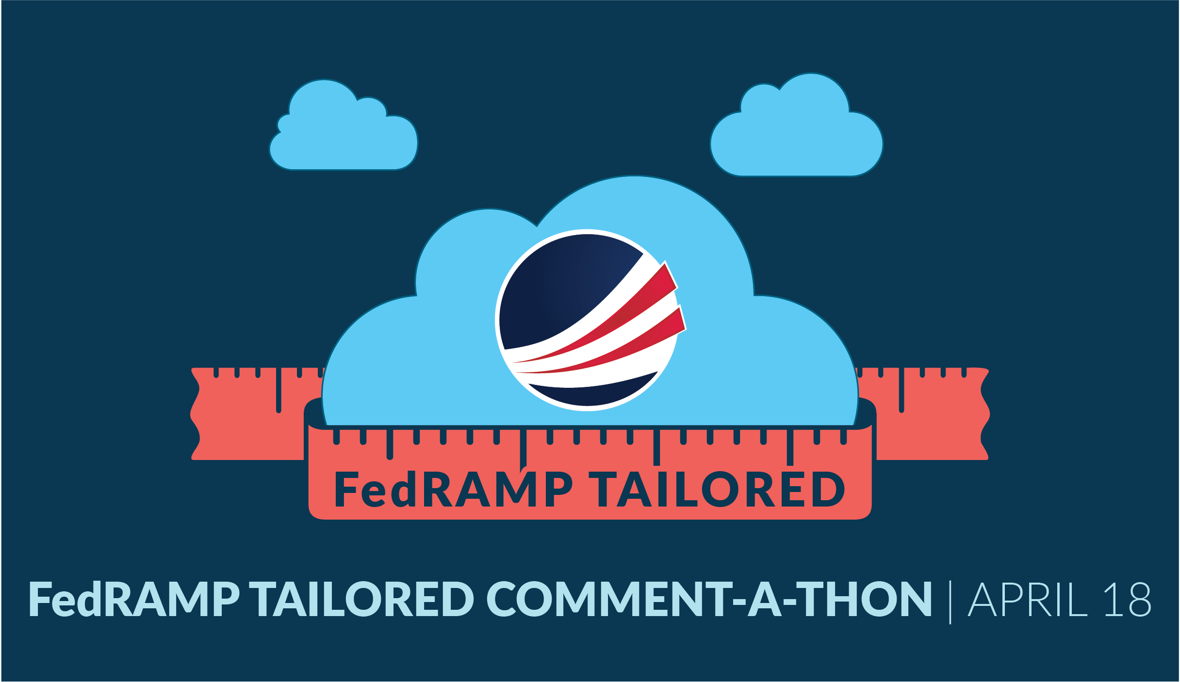 FedRAMP Tailored Comment-a-thon April 18!
